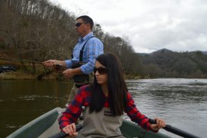 Tuckasegee River Float Trip,