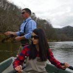 Tuckasegee River Float Trip,