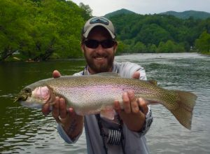 Tuckasegee River Float Trip Special, Tuckasegee River Trout Fishing Guides, Fly Fishing the Smokies, Eugene Shuler, Smoky Mountain Float Trips, Trout Fishing Smoky Mountains