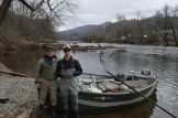 Great Smoky Mountains Fishing Report February 20th, Tuckasegee River Fly Fishing Guides Bryson City Cherokee Float Trips