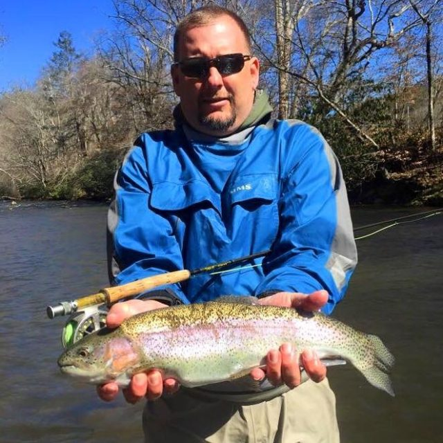 March Madness Fishing Report, Great Smoky Mountains Fishign Report mid March, Fly Fishing the Smokies