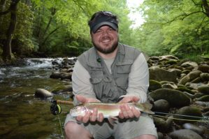 Pigeon Forge Fly Fishing Guides, Fly Fishing near Cherokee and Bryson City NC,Great Smoky Mountain Trout Fishing Guides