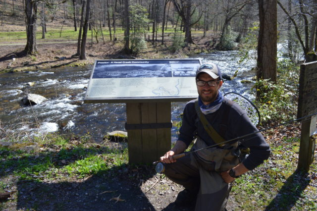 Hazel Creek Fly Fishing Report, Jay Cobb Fly Fishing the Smokies Hazel Creek Guide,