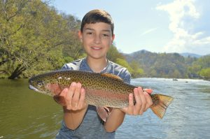 Fly Fishing Guides in Gatlinburg, Bryson City Great Smoky