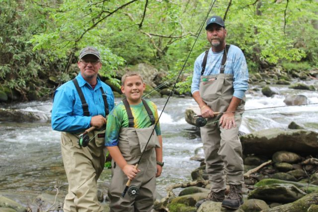 Great Smoky Mountains Fishing Report June 1st