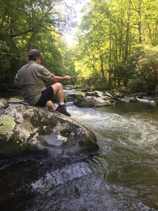 Great Smoky Mountains Fishing Report August 27