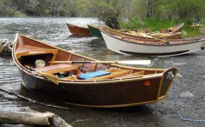 Wooden Drift Boats, Tuckasegee River Float Trips, Fly Fishing the Smokies, Tuckasegee River Float Trips Bryson City Sylva Dillsboro North Carolina,