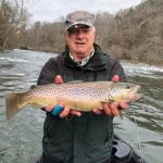 Tuckasegee River Fly Fishing Report for March