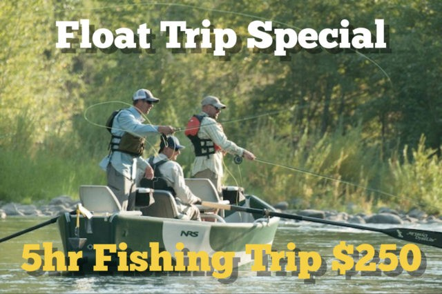 Float Trips, Fly Fishing the Smokies, Tuckasegee River
