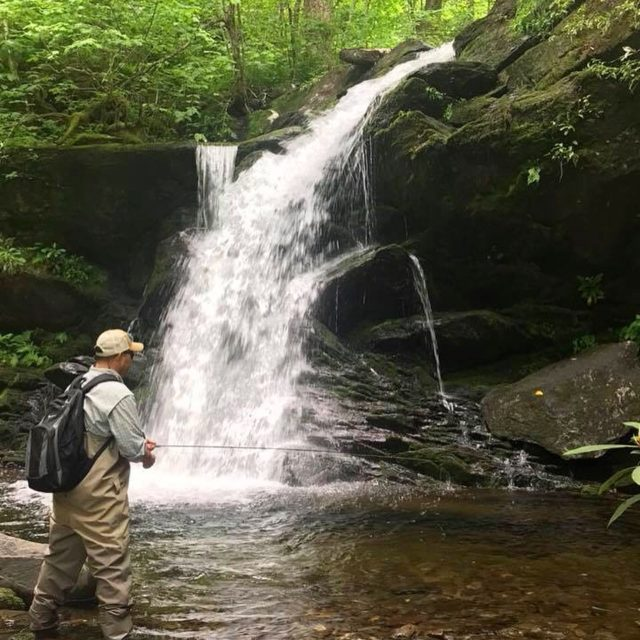 Great Smoky Mountains Fishing Report, Fly Fishing Guides Gatlinburg Pigeon Forge Sevierville, Fly Fishing Bryson City,