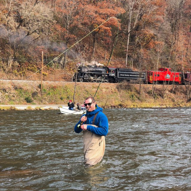 Bryson City Fly Fishing, Fly Fishing the Smokies, Bryson City Fly Shop