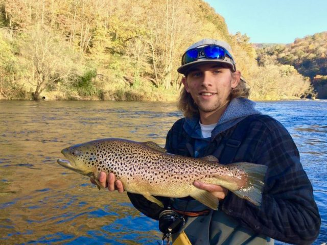 Fly Fishing the Smokies, November Fly Fishing Report Great Smoky Mountains, Gatlinburg Fly Fishing Guides, Bryson City Fly Fishing Guides
