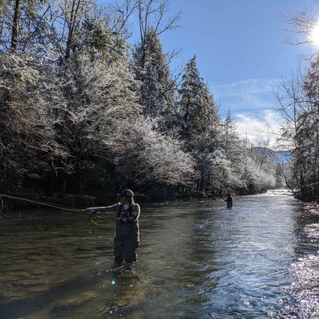 Smoky Mountain Fly Fishing Report, Fly Fishing the Smokies, Gatlinburg Fly Fishing Guides, Bryson City Fly Fishing Guides