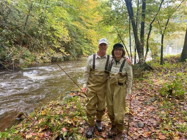 Smoky Mountain Fly Fishing Report, Fly Fishing the Smokies, Gatlinburg Fly Fishing, Bryson City Fly Fishing,