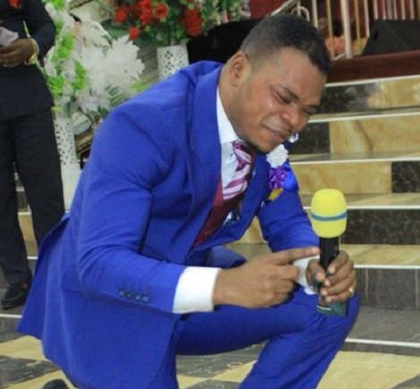 Hot Video: Jesus Christ made many mistakes in the Bible – Obinim reveals
