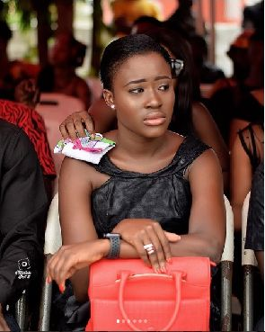 I'm not the lady in the leaked sextape – Fella Makafui