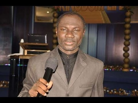 CHRISTIANS KNOW GOD BUT THEY ARE FOOLS - PROPHET DR. EMMANUEL BADU KOBI