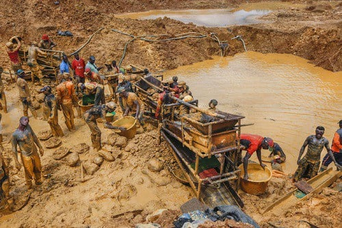 HAPHAZARD NATURE OF AKUFO ADDO'S COMMUNITY MINING INITIATIVE