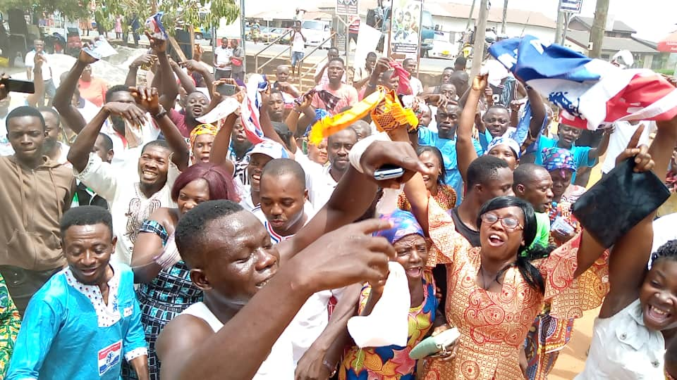 FIFTY SEVEN (57) ASPIRANTS FILE TO CONTEST IN TWENTY CONSTITUENCIES IN GREATER ACCRA
