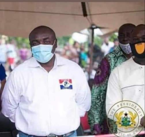 """Bawumia and Kwabena Agyepong on NPP campaign becoming our difficulty""- NDC cries as defeat looms"
