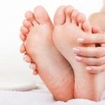足の突き指の対処方法!内出血や炎症がひどくても焦らない!