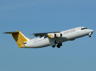 Malmö Aviation Avro RJ 100