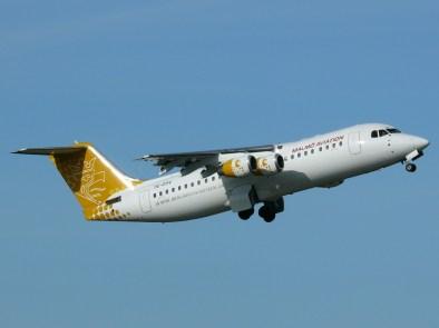 Malmö Aviation Avro RJ 100