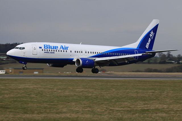 YR-BAJ_Boeing_B.737_Blue_Air_(8557308859)