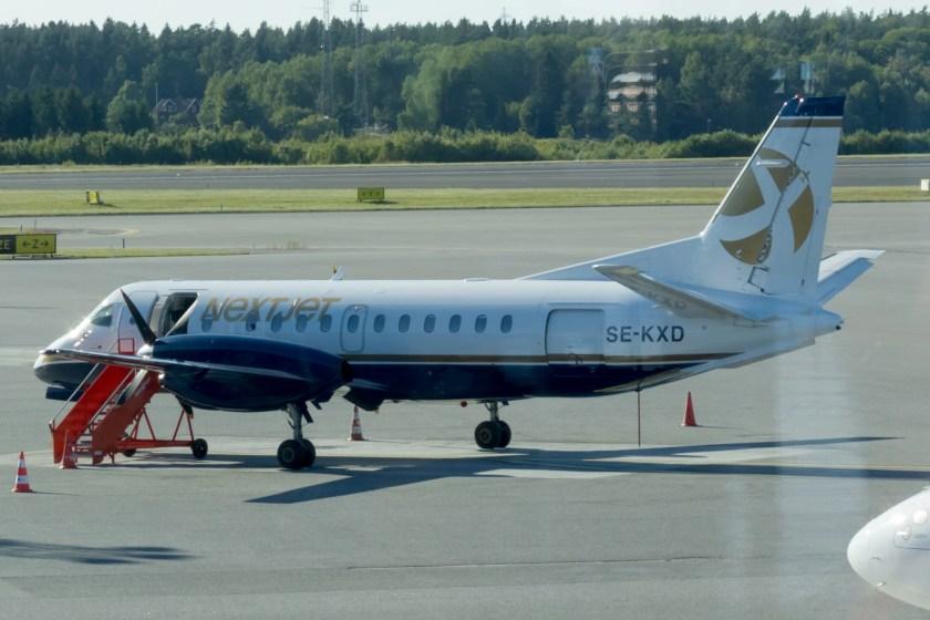SE-KXD_Saab_340_Nextjet_ARN