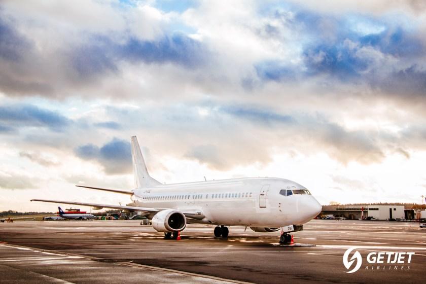 Get Jet Boeing 737-300