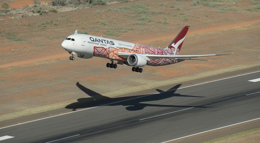 QantasB787