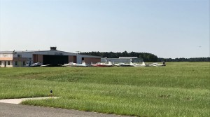 Forecasts photo - East Texas Regional Airport