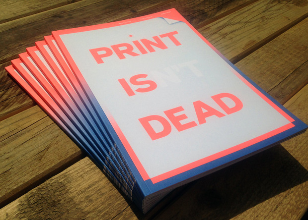Print Lives On