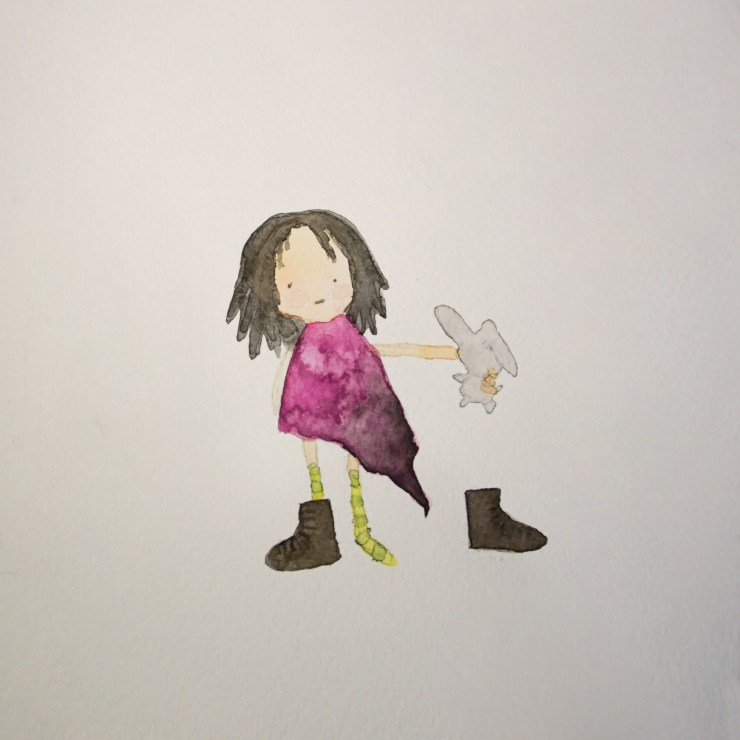 The Shoe Girl