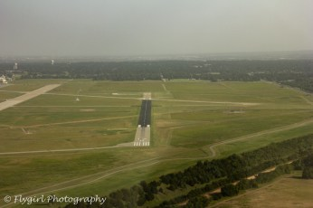 Landing OK City