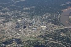 Nice view of Tulsa