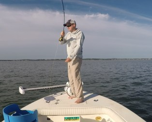 Hooked up on the fly