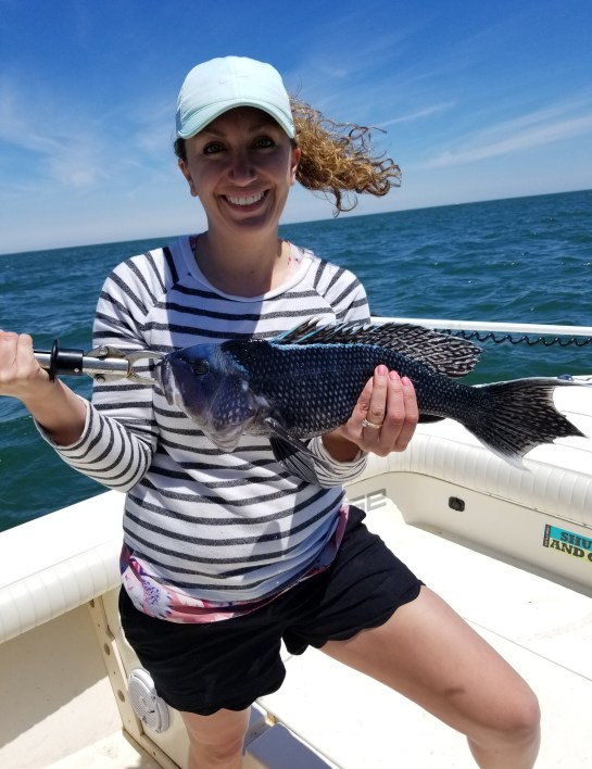 Martha's Vineyard Black Sea Bass