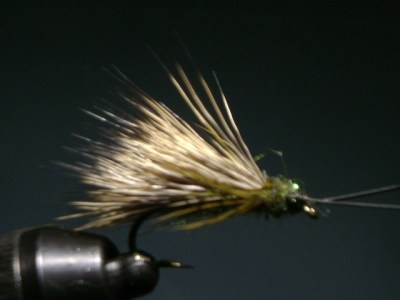Mikulak Sedge | Traveler Sedge Fly ... for when the big boy's come out to play!