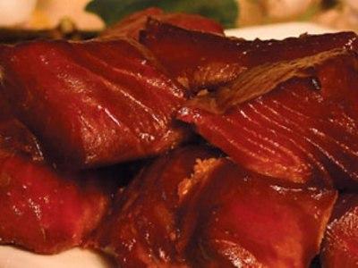 Candy Smoked Salmon