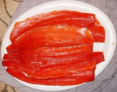 ...... you just can't beat sockeye salmon!