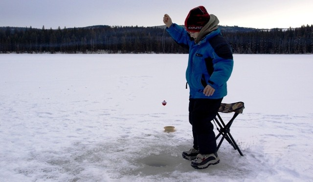 Ice Fishing Safety Tips & Equipment