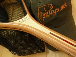 MOBY Kamloops Trophy Fly Fishing Nets