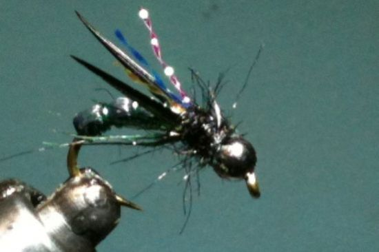 ... FGN's Combo Nymph River Fly Pattern