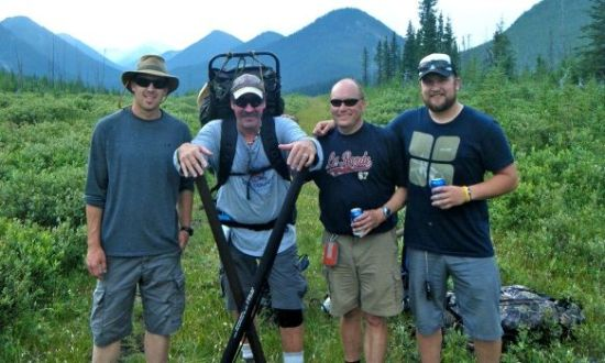 ... alpine lake fly fishing with flyguys north!