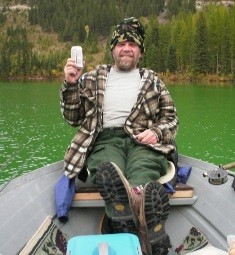 A Wonderful Whitetail Lake Fishing Vacation - relaxing
