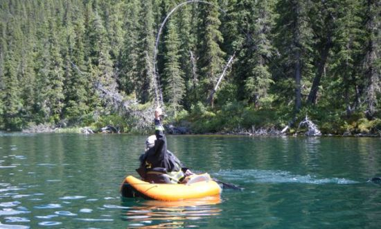 Palace in the Sky - BC Alpine Fly Fishing Report 2016 - Gord Fish On