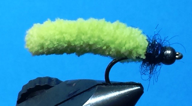 Fly Tying on the Dark Side | The Mop Fly
