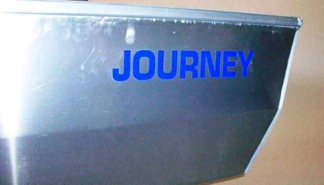 Journey Boats - A Name You Can Trust!