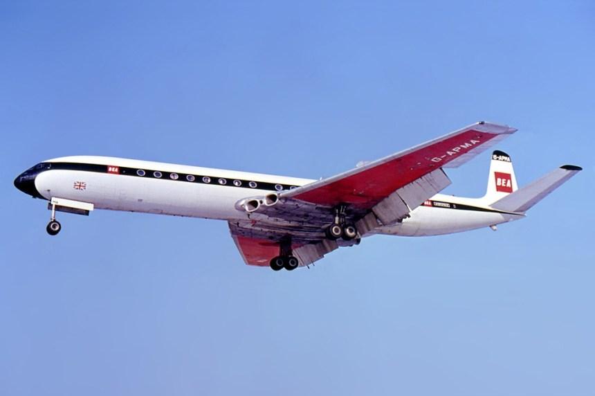 BEA De Havilland DH-106 Comet